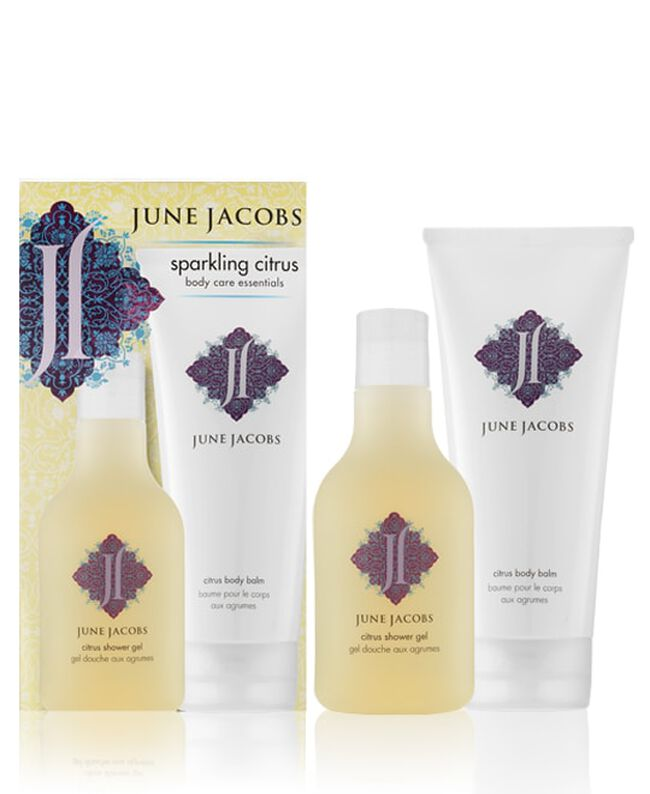 Sparkling Citrus Body Care Essentials,