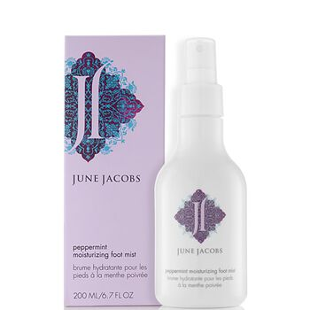 Peppermint Moisturizing Foot Mist,