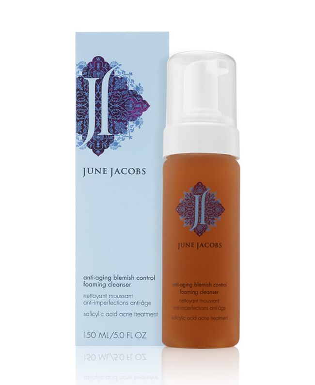 Anti-Aging Blemish Control Foaming Cleanser,