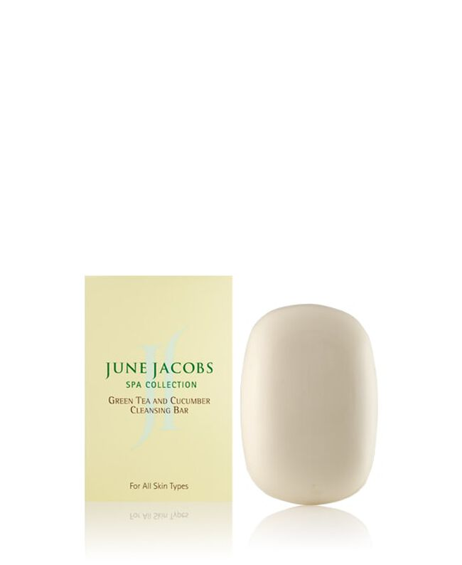 Green Tea and Cucumber Cleansing Bar,